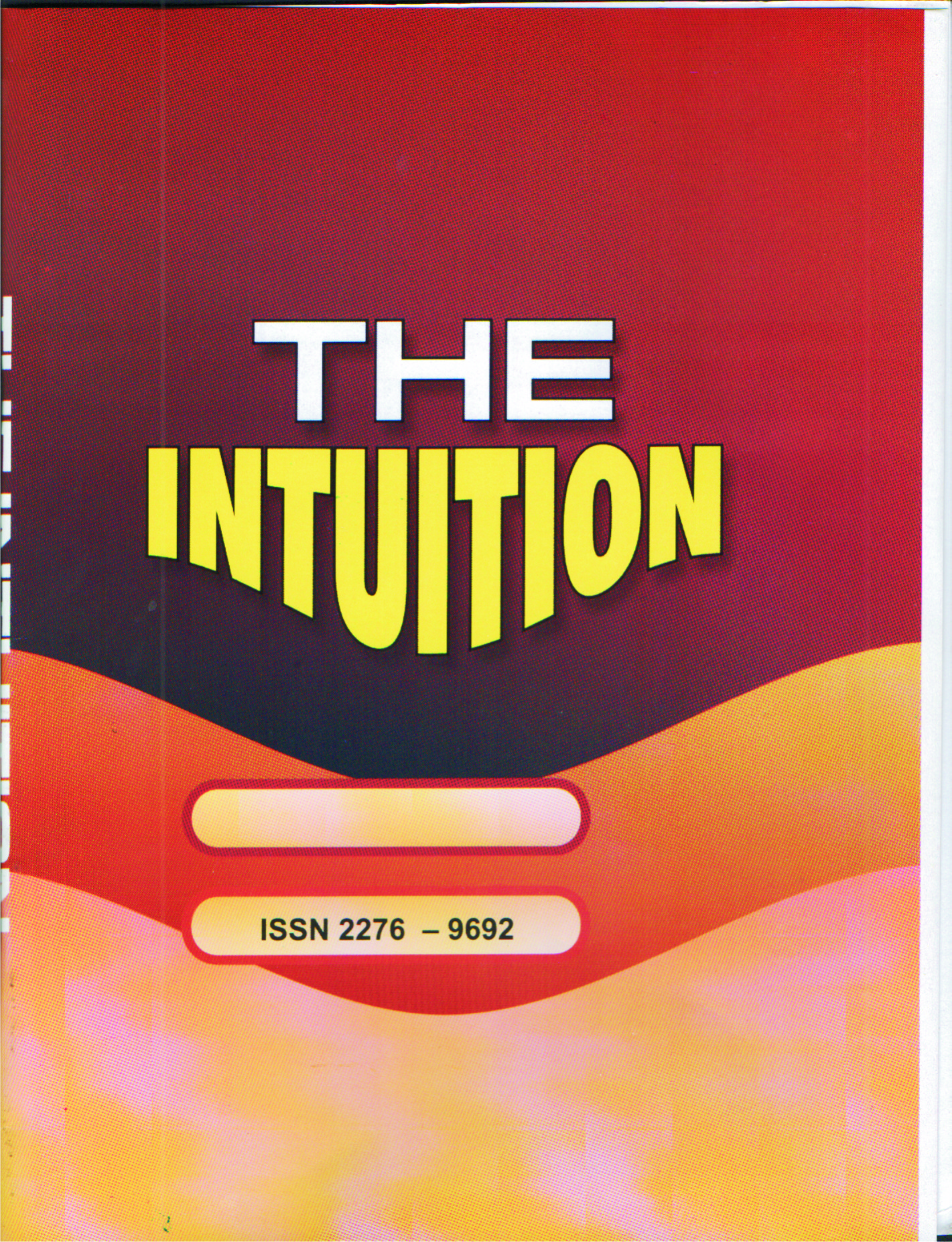About Intuition